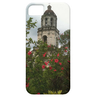 Argao Church, with flowers, Cebu, Philippines iPhone SE/5/5s Case