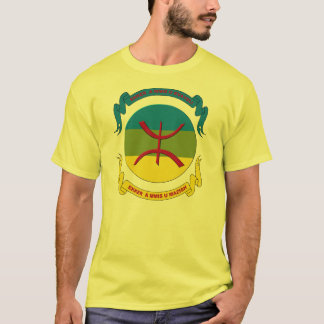 Argaz ekker a mmiss u mazigh T-Shirt