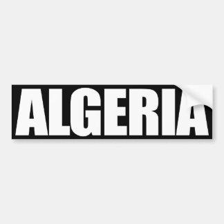 Argelia Pegatina Para Auto