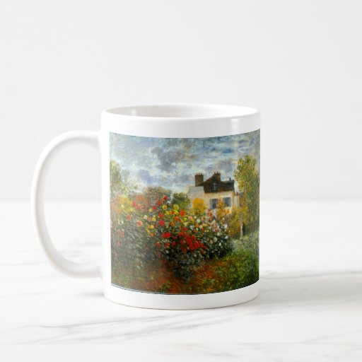 Argenteuil by Claude Monet Coffee Mugs