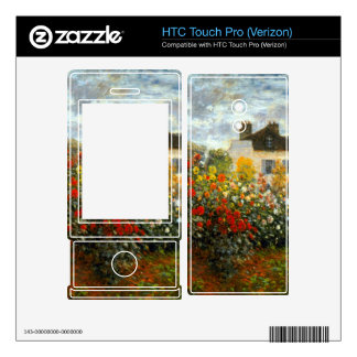 Argenteuil by Claude Monet HTC Touch Pro Skins