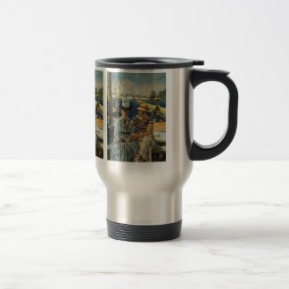 Argenteuil by Edouard Manet Coffee Mugs