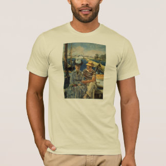 Argenteuil by Edouard Manet T-Shirt