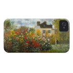Argenteuil de Claude Monet iPhone 4 Case-Mate Fundas