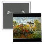 Argenteuil de Claude Monet Pins