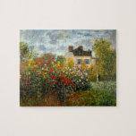 Argenteuil de Claude Monet Puzzles