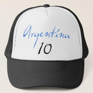 Argentina 10! trucker hat