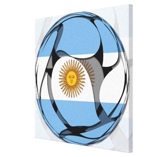 Argentina #1 canvas print