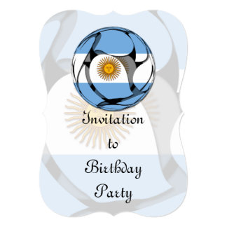 Argentina #1 card