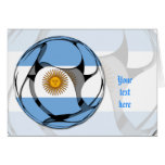 Argentina #1 greeting cards