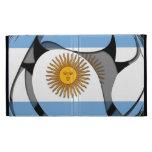 Argentina #1 iPad cases