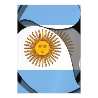 Argentina #1 magnetic card
