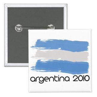 Argentina 2010 button