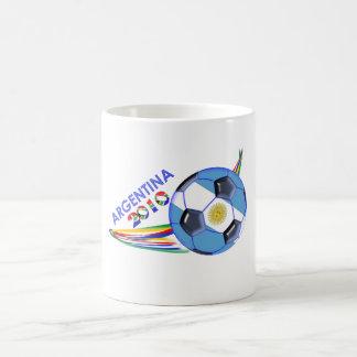 Argentina 2010 Soccer Coffee Mug