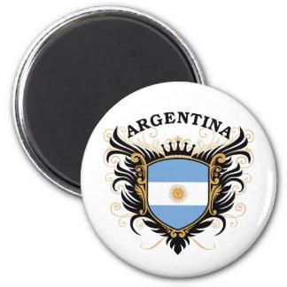 Argentina 2 Inch Round Magnet