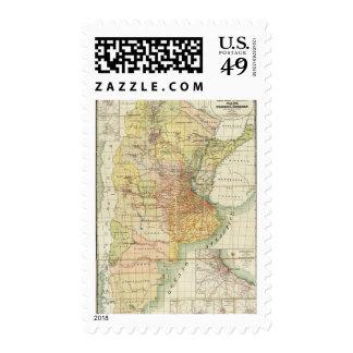 Argentina 2 stamps