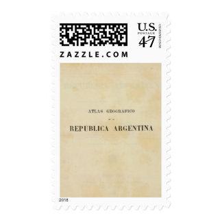 Argentina 2 postage