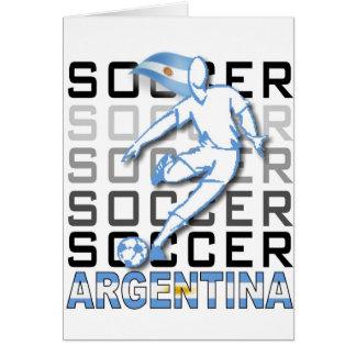 Argentina America 2011 Cards