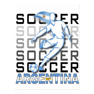 Argentina America 2011 Post Cards