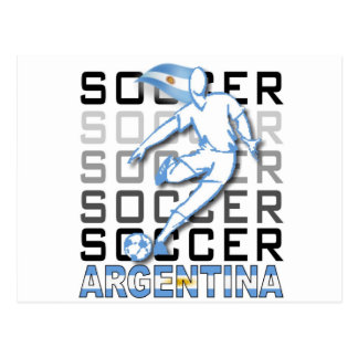 Argentina America 2011 Postcard