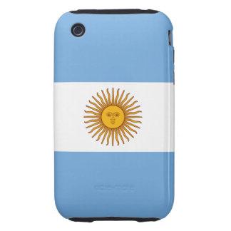 Argentina - Argentine Flag iPhone 3 Tough Cases