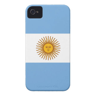 Argentina - Argentine Flag Case-Mate iPhone 4 Case
