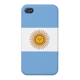 Argentina - Argentine Flag iPhone 4 Cases