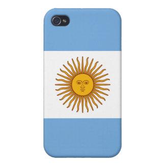 Argentina - Argentine Flag iPhone 4/4S Case
