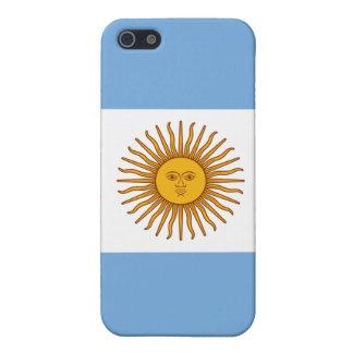 Argentina - Argentine Flag iPhone 5 Cover