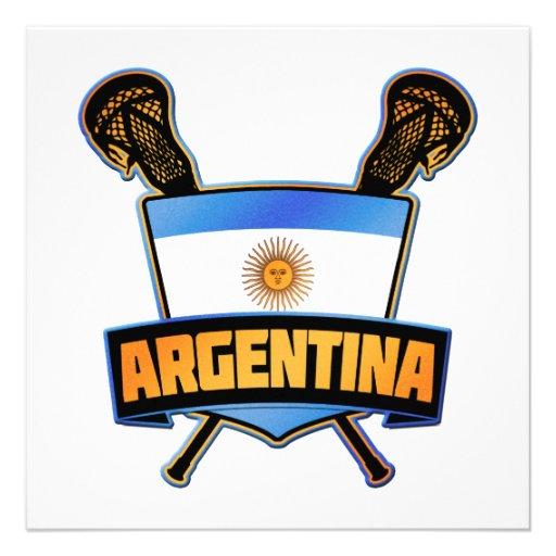 Argentina Argentine Lacrosse Announcements