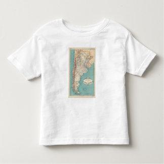 Argentina Atlas Toddler T-shirt