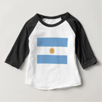 Argentina Baby T-Shirt
