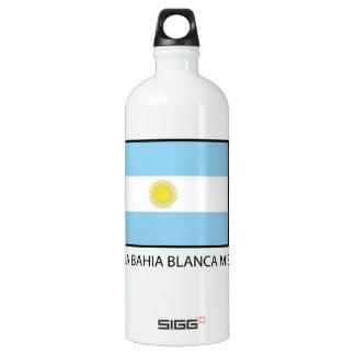 Argentina Bahia Blanca Mission Aluminum Water Bottle