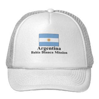 Argentina Bahia Blanca Mission Hat