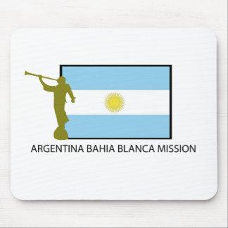 Argentina Bahia Blanca Mission Mouse Pad