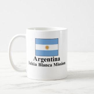 Argentina Bahia Blanca Mission Mug