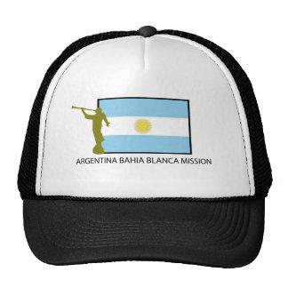 Argentina Bahia Blanca Mission Trucker Hat