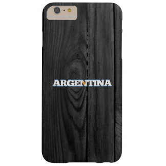 Argentina Barely There iPhone 6 Plus Case