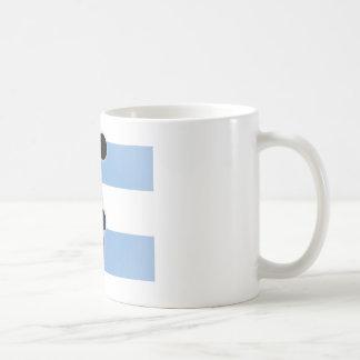 Argentina Bicycle Kick Coffee Mug