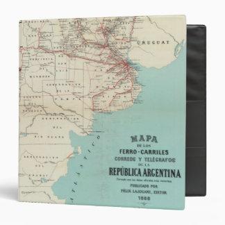Argentina Binder