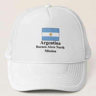 Argentina Buenos Aires North Mission Hat
