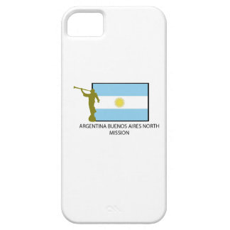 ARGENTINA BUENOS AIRES NORTH MISSION LDS iPhone SE/5/5s CASE