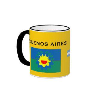 Argentina Buenos Aires* Province Flag Mug