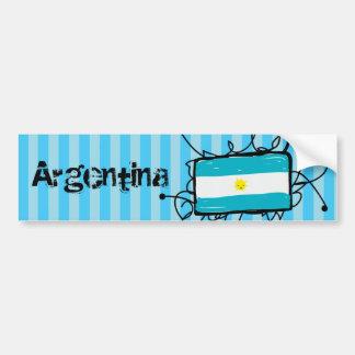 Argentina Bumper Sticker