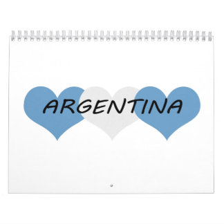 Argentina Calendar