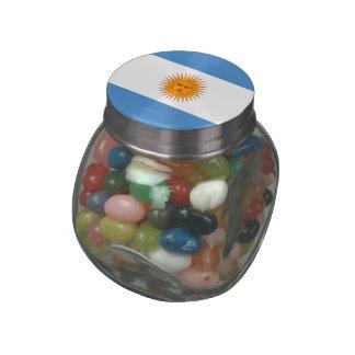 Argentina Glass Jars