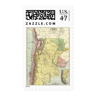 Argentina, Chile, Paraguay, Uruguay Postage