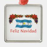 Argentina Christmas Ornaments