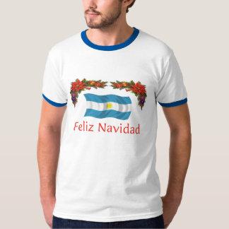 Argentina Christmas Shirt