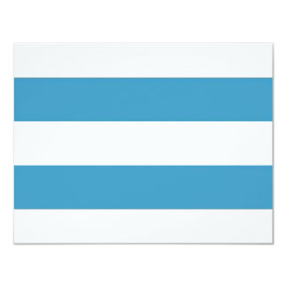 Argentina Civil Ensign Card